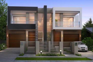 The Perks of a Modern Duplex Home