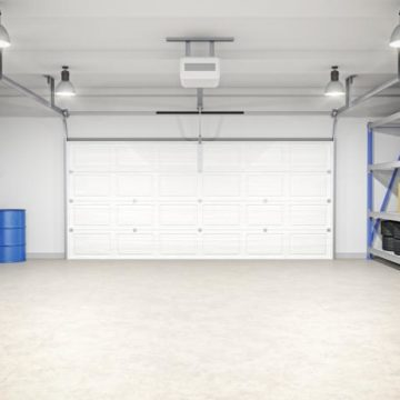 5 Tips to Give Your Garage a Makeover