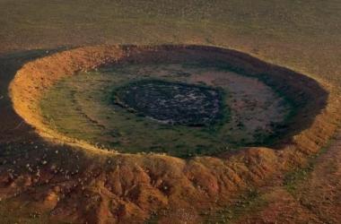 Wolf Creek Crater Western Australia