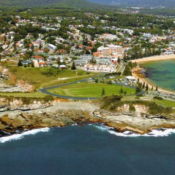 The Central Coast Sydney